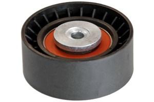 Medløberhjul, multi-V-rem, Højre