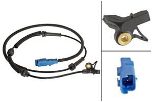 ABS-givare, Sensor, hjulvarvtal, Framaxel, Höger fram, Vänster fram