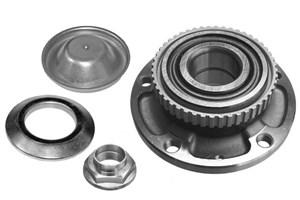 Reservdel:Bmw 520 Hjullagersats, Fram, Framaxel, Höger, Vänster