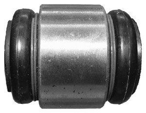 Bearing, wheel bearing housing, Rear axle, Right or left, Lower