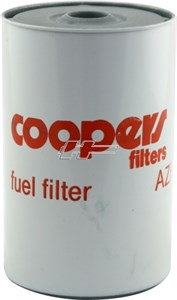 Långt filter för cav