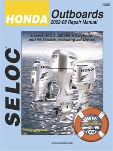 Bok Honda 2002-08, Honda