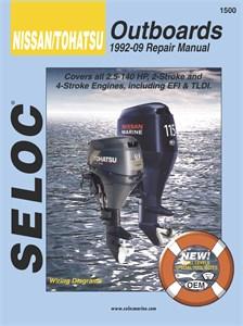Bok Nissan/ Tohatsu 1992-2009, Nissan, Tohatsu