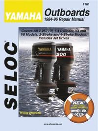 Bok Yamaha 84-96, Yamaha