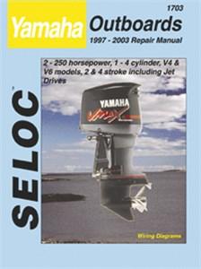 Bok Yamaha 97-03, Yamaha
