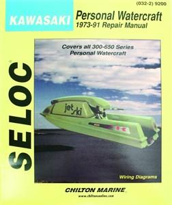Bokl Kawasaki 73-91