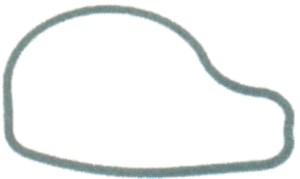 Packning sköld, OMC, Volvo Penta