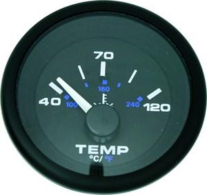 Temperaturmätare