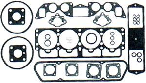 Sotningssats 115AB, Volvo Penta