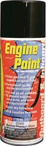 Sprayfärg Mercury Phantom Blac, MerCruiser, Mercury
