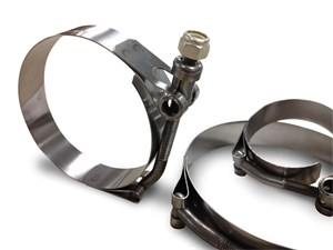 """1 1/2"""" T Bolt Band Clamp"""