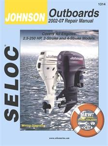 Bok Johnson 2t & 4t 2002-07, Johnson