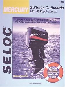 Bøk Mercury/Mariner 01-05, Mercury