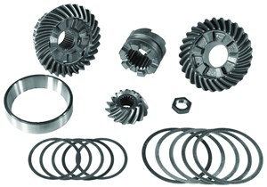 Complete Gear Set V-6, Mariner, Mercury