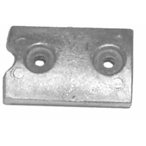Anode. Aluminum, Evinrude, Johnson