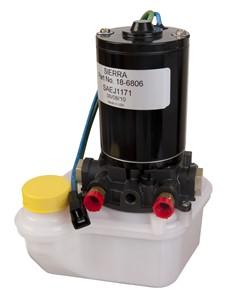 Bildel: Trim Pump Assembly
