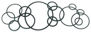 O-ring, Evinrude, Johnson, MerCruiser, Mercury