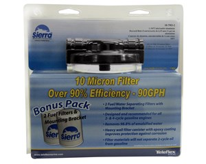 Fuel WatSepFilter w/Bonus Pack