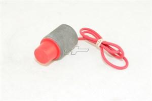 Magnetventil 24v röd