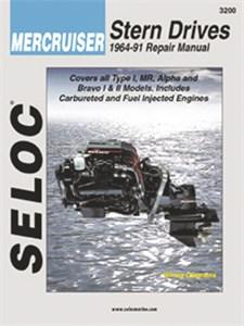 Bok MerCrusier 64-91, MerCruiser