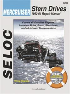 Bøk MerCrusier 92-01, MerCruiser