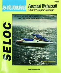 Bokl SeaDoo 92-97