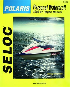 Manual Polaris 92-97