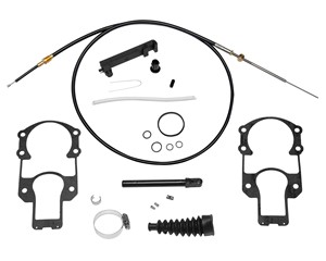 Bildel: Lower Shift Cable Kit