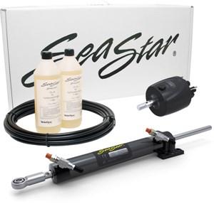 SeaStar kompakt hydraulstyr.