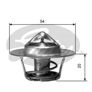 Reservdel:Citroen C3 Termostat, kylvätska