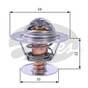 Reservdel:Opel Combo Termostat, kylvätska