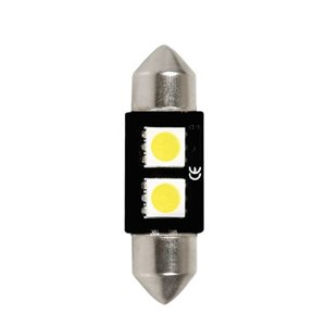 LED-lamppu, Hyper-Led Power 6, (SV8,5-8) (C5W), Universal