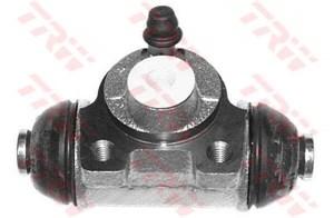Hjulcylinder, Bak, Bakaxel, Framaxel, Bak, höger eller vänster, Höger, Vänster