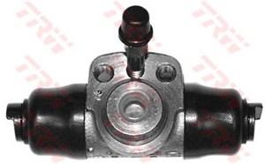 Reservdel:Audi A2 Hjulcylinder, Bak, Bakaxel, Bak, höger eller vänster, Höger, Vänster