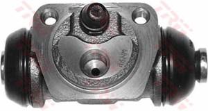 Hjulcylinder, Bakaxel, Höger, Vänster