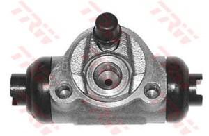 Hjul bremsesylinder, Bak, Bakaksel, Bak, høyre eller venstre, Høyre, Venstre