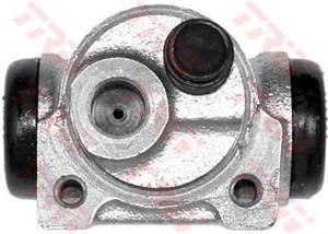 Hjulcylinder, Bakaxel, Vänster