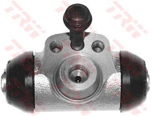 Hjulbremsecylinder, Bagaksel, Højre, Venstre