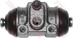 Hjulcylinder, Bak, Bakaxel, Bak, höger eller vänster, Höger eller vänster, Höger, Vänster