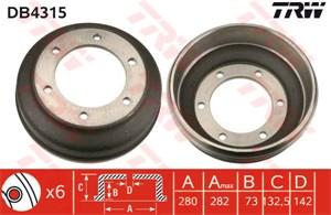 Reservdel:Mazda 626 Bromstrumma, Bakaxel