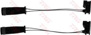 Reservdel:Mercedes Sprinter Varningssensor, bromsbeläggslitage, Bakaxel, Framaxel
