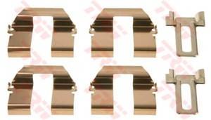 Reservdel:Ford Galaxy Monteringssats, Bakaxel