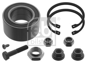 Wheel Bearing Kit, Front, Front axle, Rear, Front, left or right