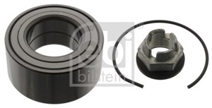 Wheel Bearing Kit, Front axle, Front, left or right