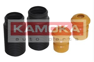 Dust Cover Kit, shock absorber, Front axle, Rear axle