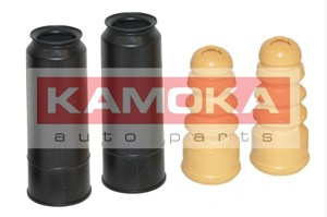 Dust Cover Kit, shock absorber, Rear axle