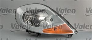 Reservdel:Opel Vivaro Strålkastare, Vänster