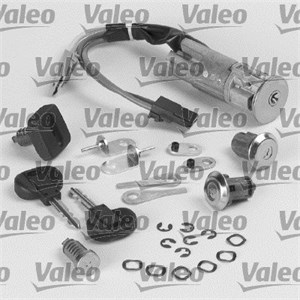 Lock Cylinder Kit, Left front, Right front, Vehicle tailgate, Vehicle tank flap