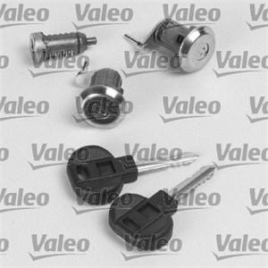 Reservdel:Citroen C1 Låscylindersats, Höger fram, Vänster fram, Baklucka