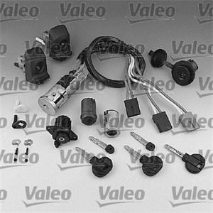 Reservdel:Citroen Xm Låscylindersats, Inre, Höger fram, Vänster fram, Baklucka, Motorrum